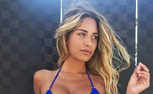Красивые девушки и их сексуальные линии загара (49 фото)