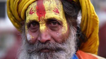 Путешествие индуистского священнослужителя. Математическая загадка, которая не каждому под силу