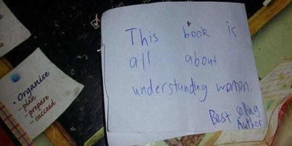 12-летний подросток опубликовал книгу: «Как понять женщин?»