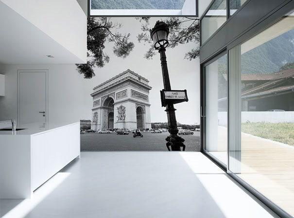29 крутых фотообоев, которые оживят скучную комнату
