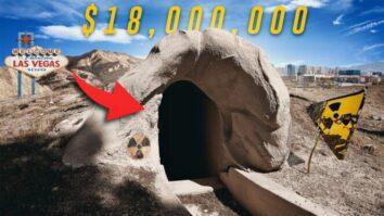 Чем укомплектован бункер за 18 000 000 долларов?