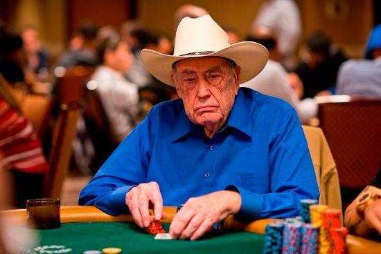 Дойл Брансон и первый миллион, заработанный в покере