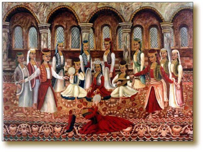 Гарем султана: Вся правда о судьбе наложниц