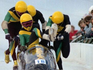История ямайской бобслейной команды «Самые горячие на льду»