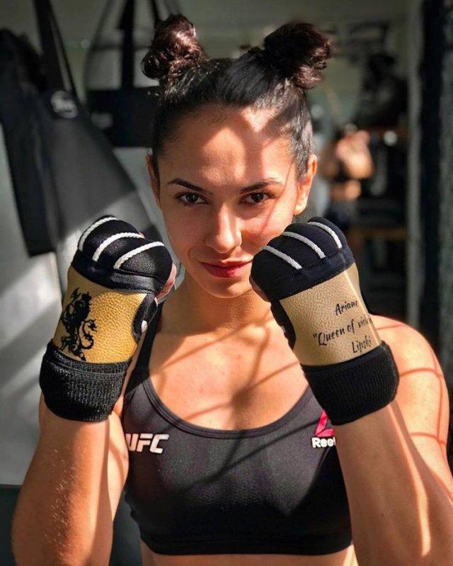 43 фото горячих девушек из MMA