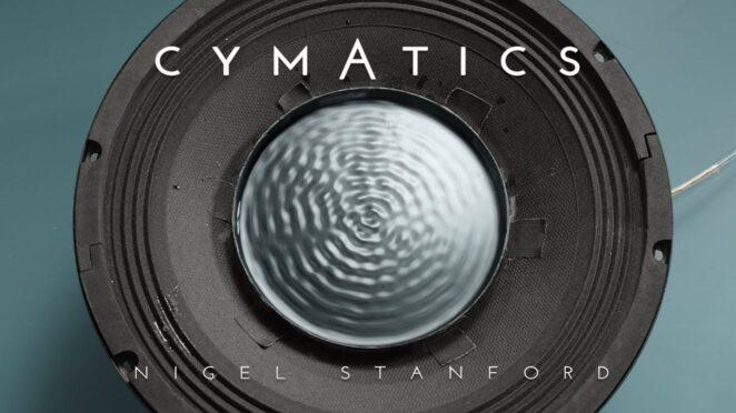 Найджел Стэнфорд - повелитель киматики и фигур Хладни. Впечатляющее зрелище