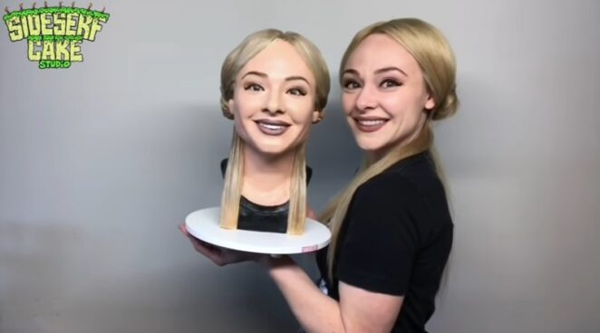 Потрясающие, реалистичные торты.
