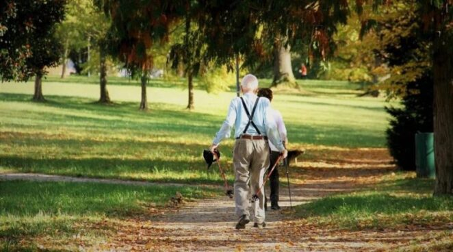 Современные пожилые люди в лучшей форме, чем их сверстники 20-30 лет назад