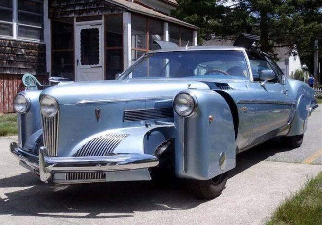 Tucker Torpedo - история автомобиля, опередившего свое время