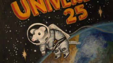«Вселенная 25» Приведёт ли комфорт к гибели человечества?