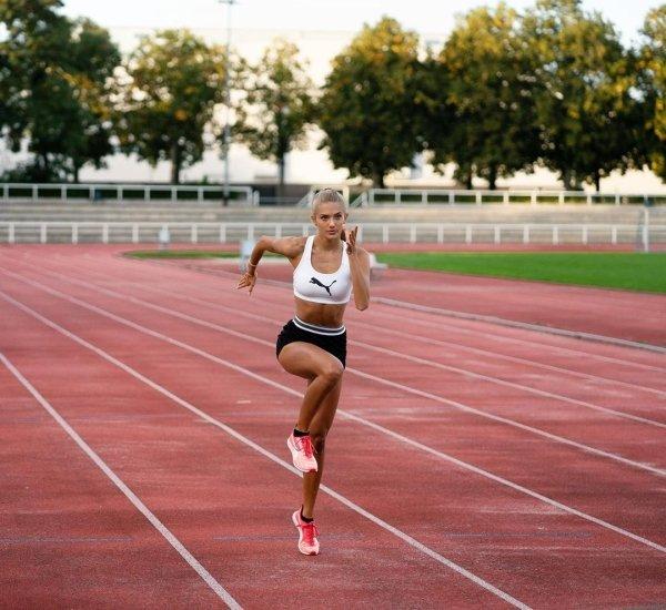 Алиса Шмидт: самая сексуальная спортсменка в мире (25 фото)
