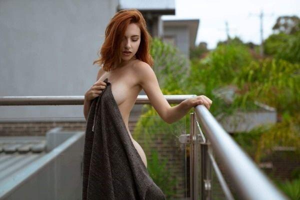 Красавицы в полотенцах (43 фото)