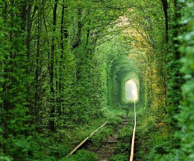 16 сюрреалистических пейзажей, существующих на Земле