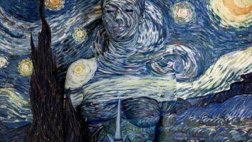 Искусство боди-арта: обнаженные модели на фоне знаменитых картин