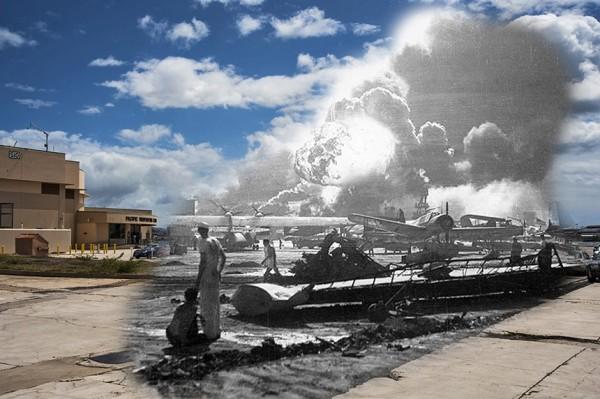 Перл-Харбор в прошлом и сегодня