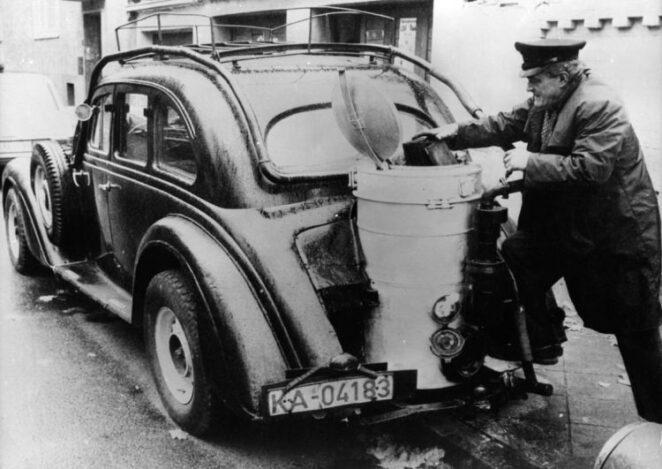 Странные и необычные автомобили из прошлого