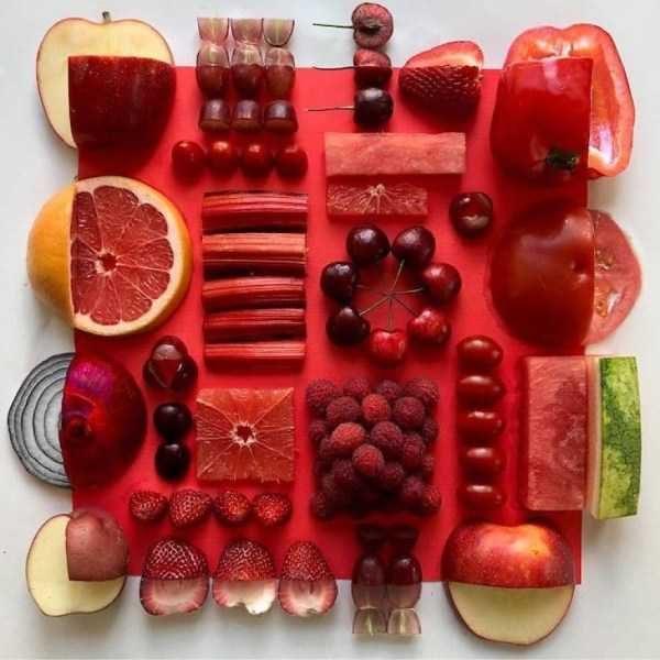 FoodPorn Эти фотографии еды - рай для перекциониста