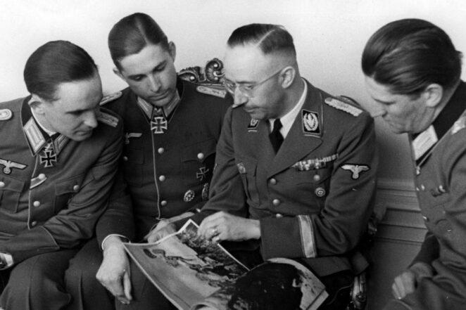 Генрих Гиммлер: Главный оккультист третьего рейха - неизвестные факты