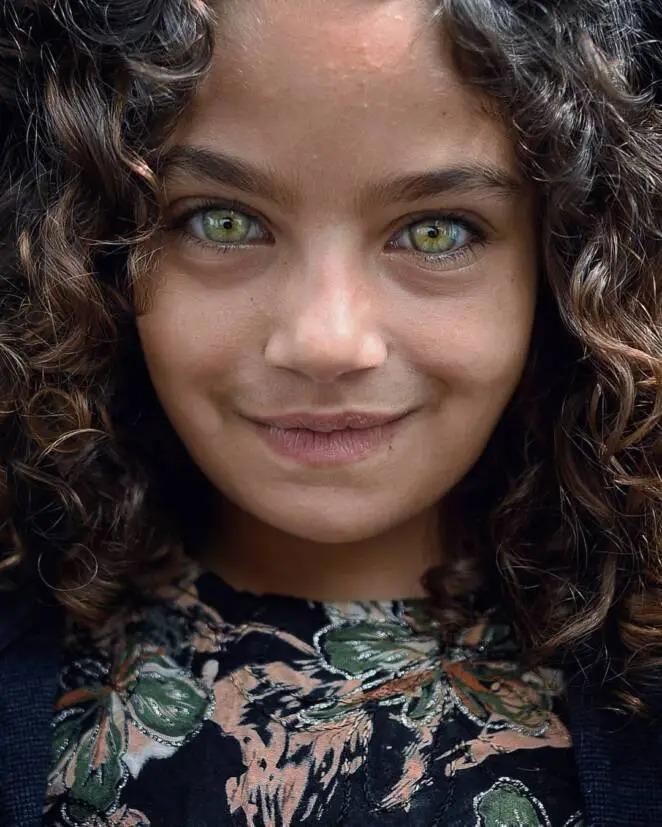 Гипнотизирующие глаза! 28 фотографий детей, чьи зрачки сверкают, как бриллианты