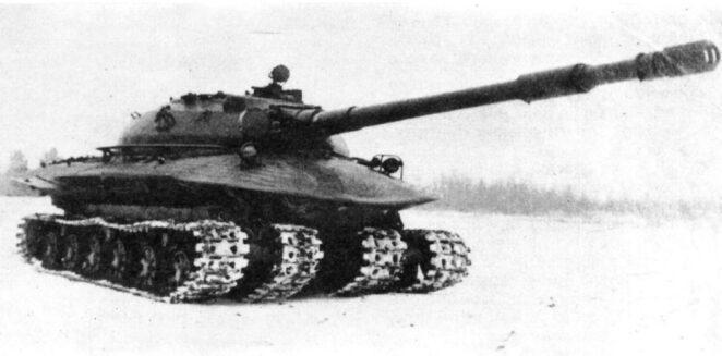 Советский тяжелый танк Объект 279 - уникальная разработка СССР
