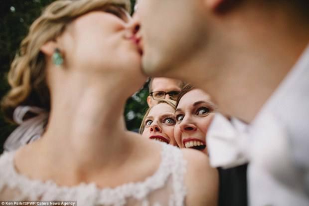Свадебные фотографии, которые лучше было не делать