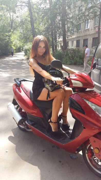 Фото симпатичных русских девушек из социальных сетей  (62 фото)