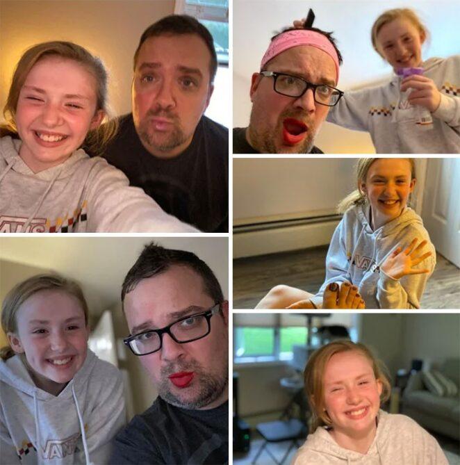 30 пап, чьи дочери делали их красивыми!