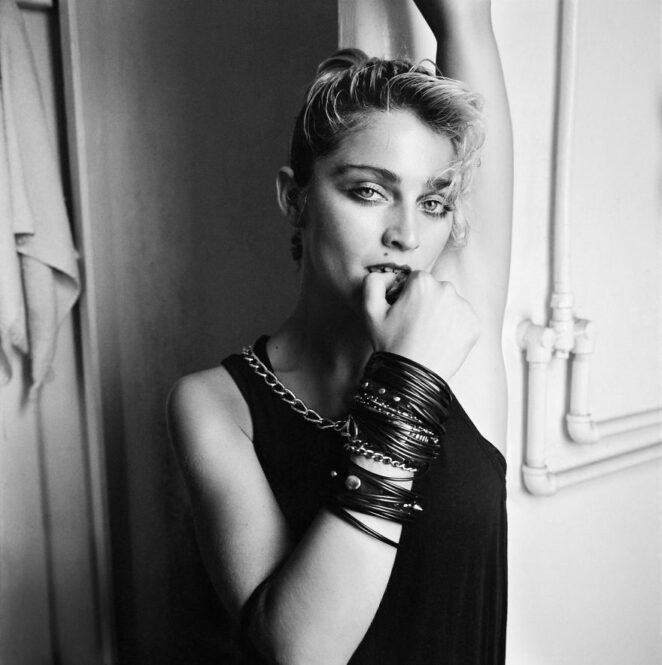Как выглядела Мадонна до того, как стала известной