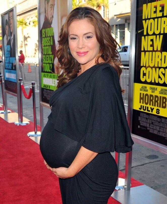 18 знаменитых мам, родивших детей после 40!