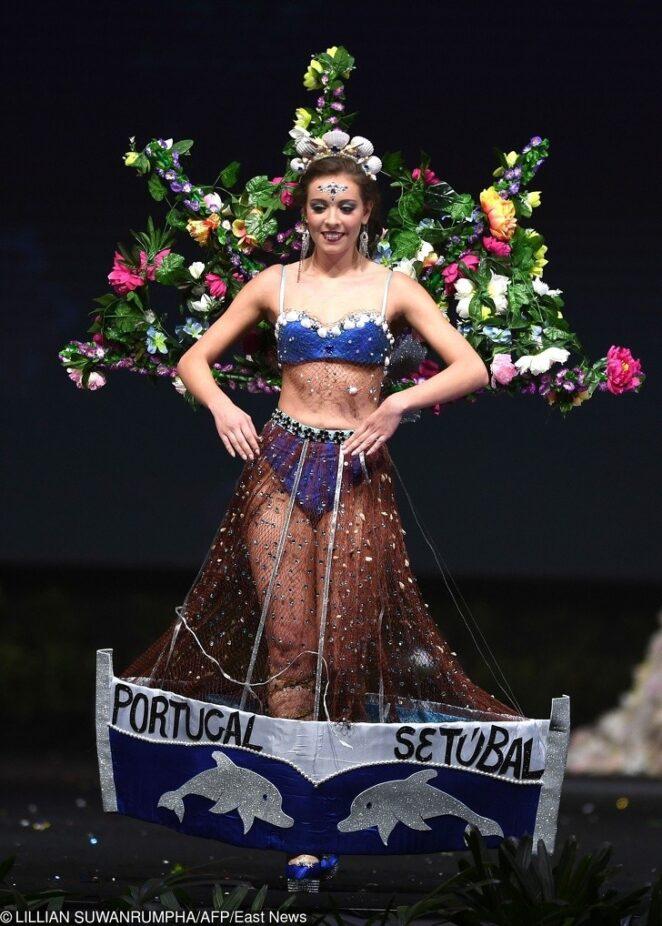 15 платьев Мисс Вселенная, которые всех удивили!