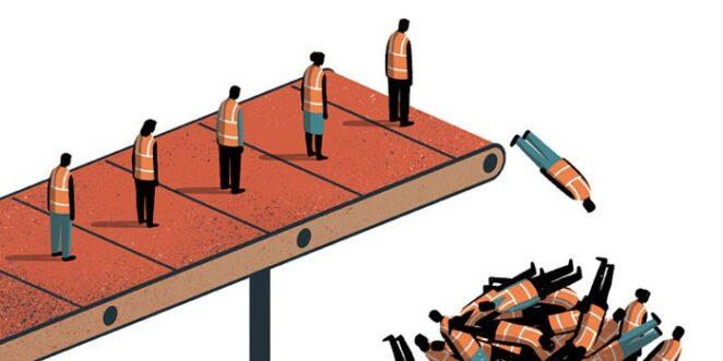 30 иллюстраций, показывающих недостатки современного общества!