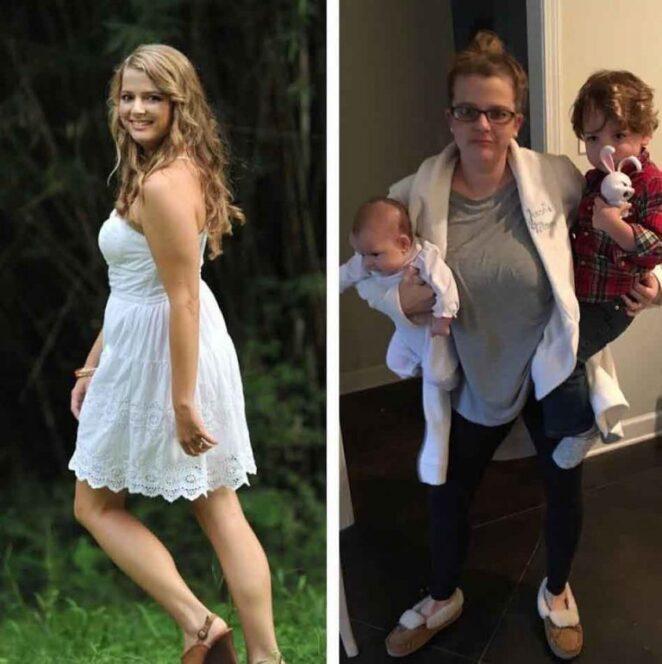 Появление ребенка кардинально меняет жизнь, эти фото - неопровержимое тому доказательство.