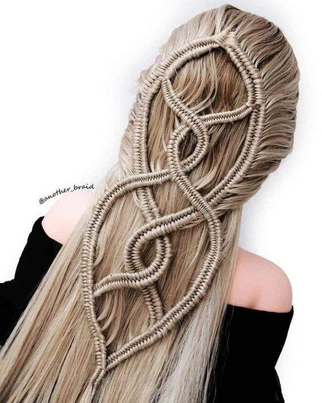 30 волшебных причёсок, которые понравится каждой Рапунцель!