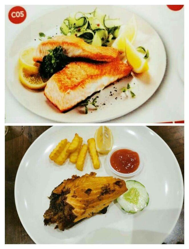 30 фото ресторанных блюд из серии «ожидание vs реальность»!