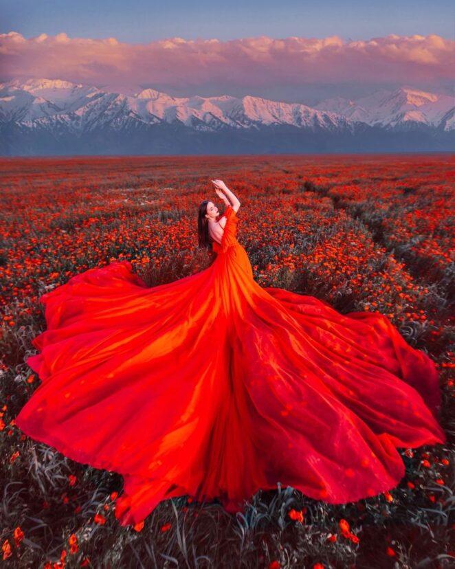 28 фотографий красивых танцующих женщин, которые фотограф запечатлела во время путешествия!