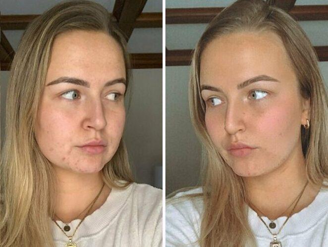 Тренд Instagram #FilterDrop призывает девушек отказаться от ретуши!