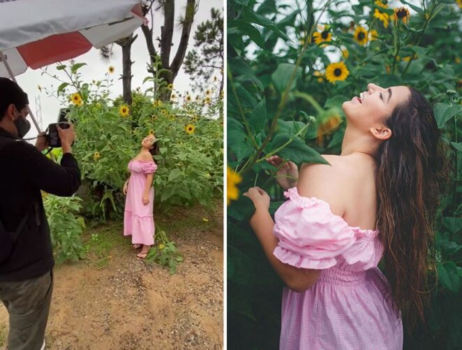 Как делают классные фотографии? Фотограф показывает закулисье